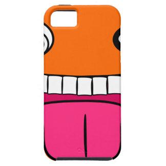 FunnyGuyOrange iPhone 5 Covers