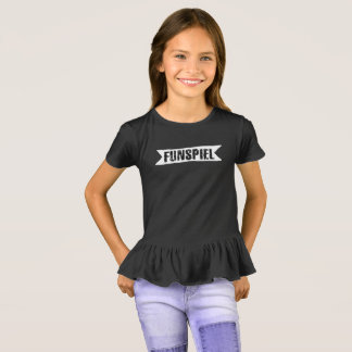 Funspiel Curling Tournament Played for Fun T-Shirt