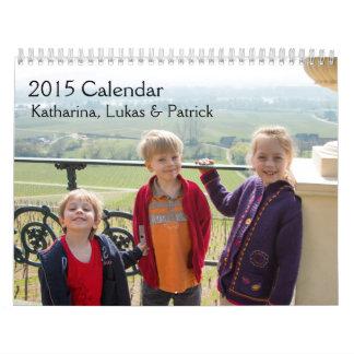 Fuqua Family Calendar 2