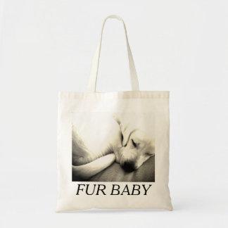 FUR BABY TOTE BAG