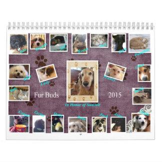 Fur Buds 2015 Calendar