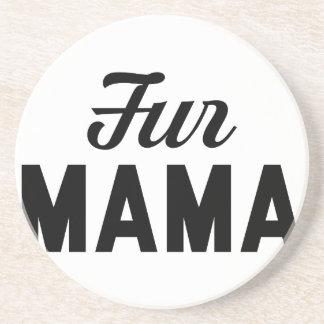 Fur Mama Coaster