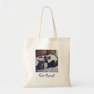 Fur Parent Tote Bag