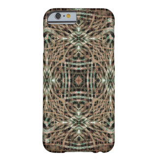 Fur texture abstract pattern iphone 6 case