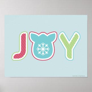 Furby Joy Poster