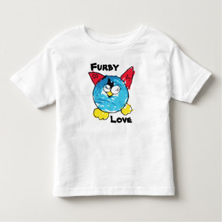 Furby Love Toddler T-shirt
