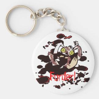 Furder! Key Ring
