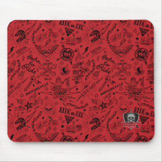 Furies MC Collection Mouse Pad