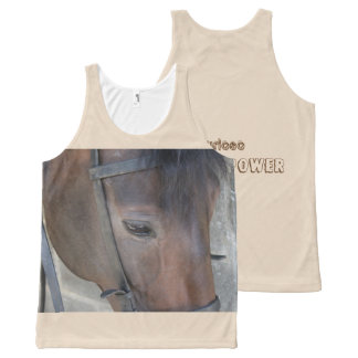 Furioso #8 all over print shirt