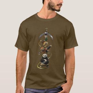 Furious Five Posing T-Shirt