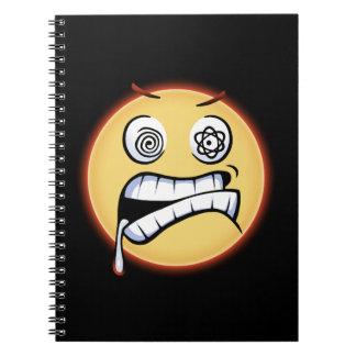 Furious Moji Notebook