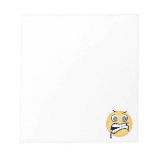 Furious Moji Notepad