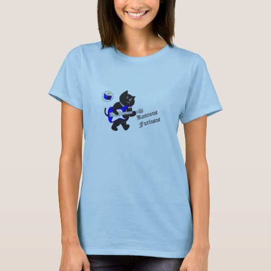 FURIOUS t-shirt RONRONS