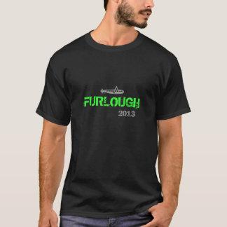 Furlough 2013 Submarine T-Shirt