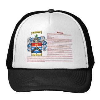 Furman (meaning(*eg)) trucker hat