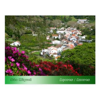 Furnas - Azores Postcard