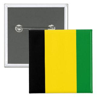 Furnes, Belgium, Belgium flag Pinback Button