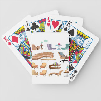 Furniture_Set_Collection Bicycle Playing Cards