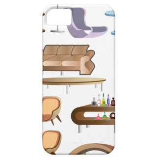 Furniture_Set_Collection Case For The iPhone 5