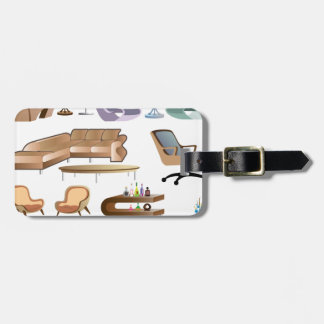 Furniture_Set_Collection Luggage Tag