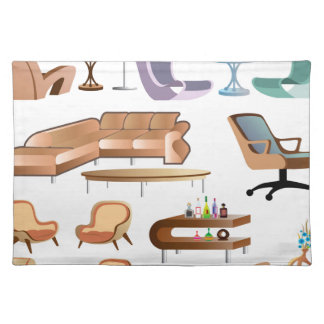 Furniture_Set_Collection Placemat