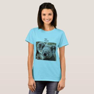 Furry Bear Lovable Cute Animal T-Shirt