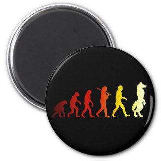 Furry evolution magnet