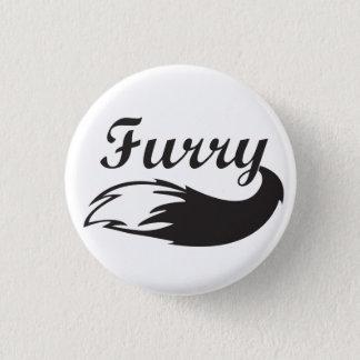 Furry Fandom 1 Inch Round Button