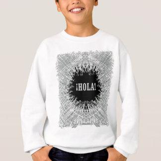 Furry Hola Sweatshirt