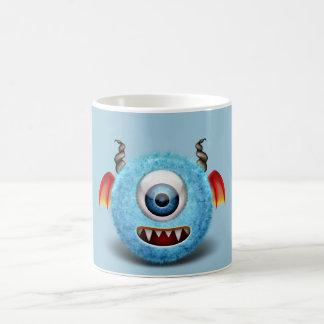 Furry Monster Coffee Mug