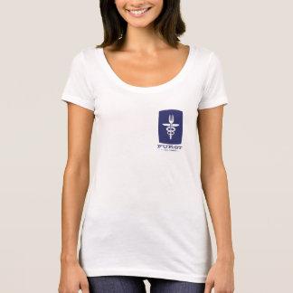 Furst 50th Anniversary - Women Blue T-Shirt
