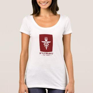 Furst 50th Anniversary-Women Red T-Shirt