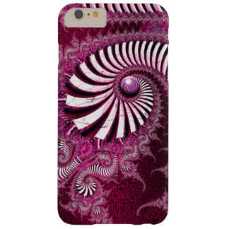 """Further Down"" fractal art Barely There iPhone 6 Plus Case"