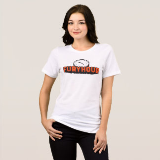 Fury Hour Women's Bella+Canvas Relaxed Fit Jersey T-Shirt