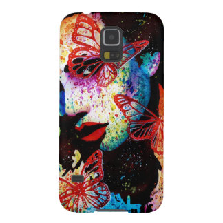 Fury Pop Art Portrait Galaxy S5 Cover