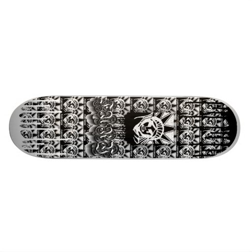 fury-zazzledesign4 skate deck