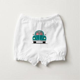 Fusca love diaper cover