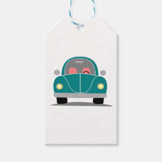 Fusca love gift tags
