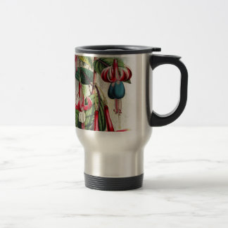 FUSCHIA TRAVEL MUG