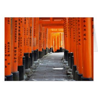 Fushimi Inari Card
