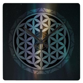 fusion_aurora_mandala clock