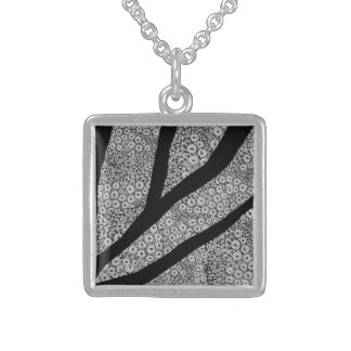 fusion_cell sterling silver necklace