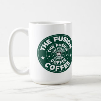 Fusion Illusion Coffee Mug