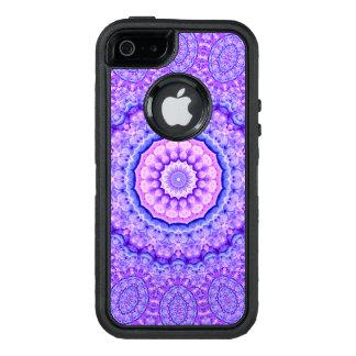 Fusion of Light Mandala OtterBox Defender iPhone Case