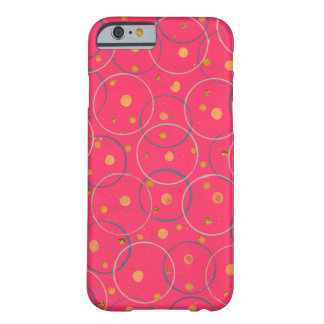 Fusion Pink Folly Barely There iPhone 6 Case