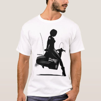 FusionFilter Scooter Girl T-Shirt
