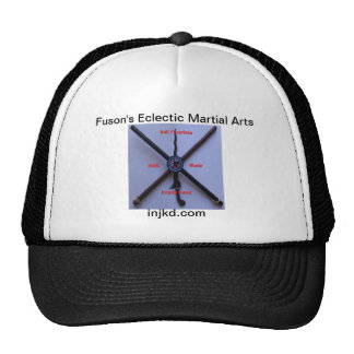 Fuson's Filipino Martial Arts Hat