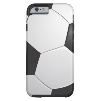Fußball-Fußball Tough iPhone 6 Case