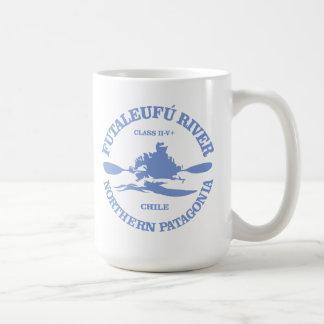 Futaleufu (kayak) coffee mug