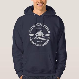 Futaleufu (kayak) hoodie